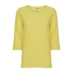 Fransa FR Cijacq 1 T-shirt - Yellow