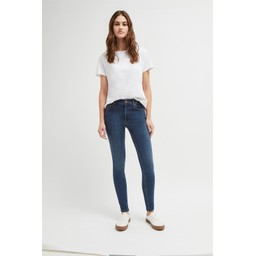 French Connection Rebound Organic Cotton 30 Inch Skinny Jean in Vintage