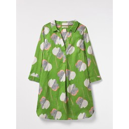 White Stuff Harper Tunic  - Palm Green
