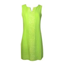 Deck Hazel Dress - Lime