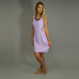 Deck Kerrie Dress - Lilac