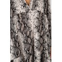 Millie Snake Print Tunic - Stone - Alternative 2