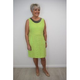 Deck Kerrie Dress in Lime(810)