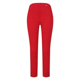 Robell Trousers Rose 09 Trousers in Red