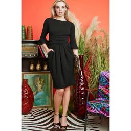 Onjenu Tammy Dress - Black