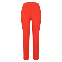 Robell Trousers Rose 09 7/8 Trousers in Orange