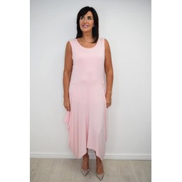 33d680ddad87f6 Alice Collins Jane Jersey Dress - Pink