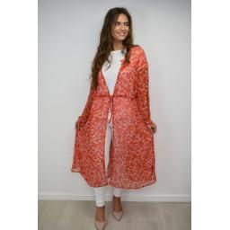 Fransa Fadiorganay 1 Kimono - Red