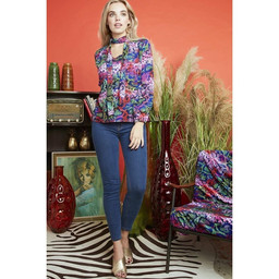 Onjenu Tasha Top - Multicoloured