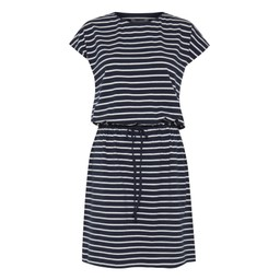 Lucy Cobb BY Pandina 0 Neck Dress - Navy