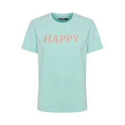 B Young Bypandina Happy T-shirt - Mint
