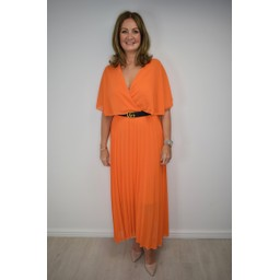 Lucy Cobb Monica Maxi Low Back - Orange