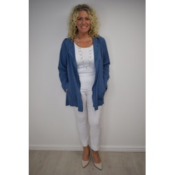 Alice Collins Naomi Jacket - Indigo