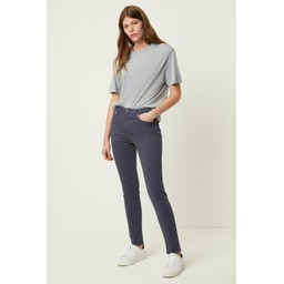 French Connection Rebound Organic Cotton 30 Inch Skinny Jeans - Tornado