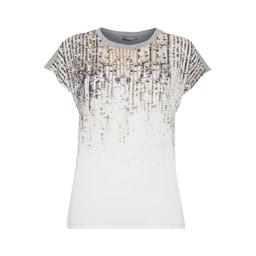 Fransa Fremcaos T-Shirt - White Mix