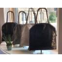 Chain Bag - Light Grey
