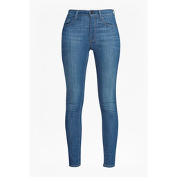 French Connection Rebound Skinny Jeans in Pine Blue