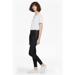 French Connection Street Twill Skinny Trousers - Black