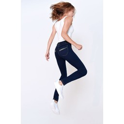 Robell Trousers Elena Jeans  in Navy (69)