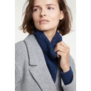Vigin Wool Wrap Coat - Grey - Alternative 3