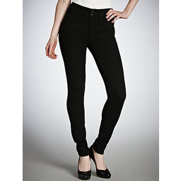 Salsa Jeans Secret Push In Skinny Jeans - Black