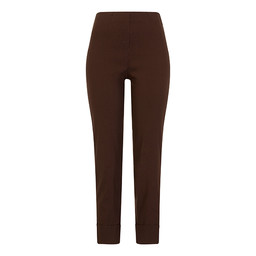 Robell Bella 09 Trousers in Chocolate