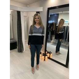 Fransa FRGatalin 3 Jeans in Teal