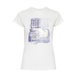 Fransa FRhigraf 1 T-Shirt - White