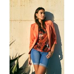 Fransa Zablazer 1 Blazer - Orange