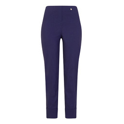 Robell Bella 09 Trousers in Jeans Blue
