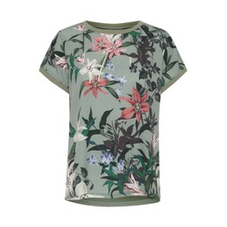 B Young BYPanya Rib T Shirt 2 - Sea Green