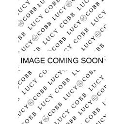 Lucy Cobb Minnie Midi Dress  - Navy Animal Print