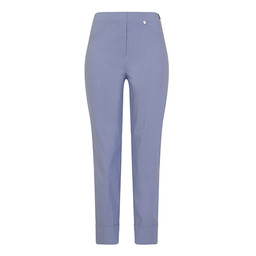 Robell Bella 09 Trousers in Light Denim Blue