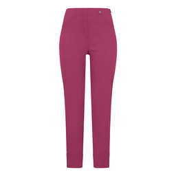 Robell Bella 09 Trousers in Magenta