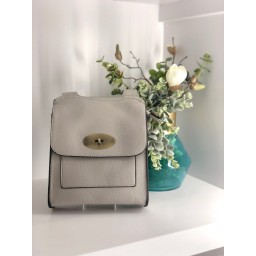 Lucy Cobb Bags Crossbody Bag in Pearl Grey