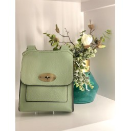 Lucy Cobb Bags Crossbody Bag in Mint