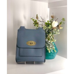Lucy Cobb Bags Crossbody Bag in Duck Egg Blue