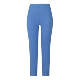 Robell Trousers Rose 09 7/8 Trousers in Azure Blue