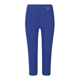 Robell Trousers Rose 07 Capri Trousers in Royal (67)