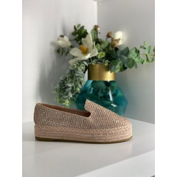 Lucy Cobb Chunky Espadrilles - Pink (431)