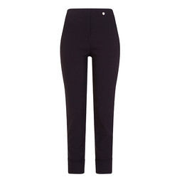 Robell Trousers Bella 09 7/8 Trousers - Navy