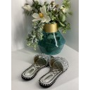 Diamante Sandals - Silver - Alternative 2