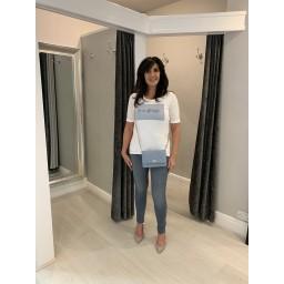 Oui La Vie T-shirt - White
