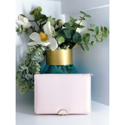 Malissa J Colour Pop Bag - Blush Pink