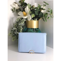 Malissa J Colour Pop Bag - Pale Blue (611)