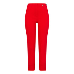 Robell Trousers Bella 09 7/8 Trousers in Red