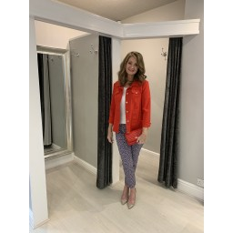 Robell Trousers Happy Jacket - Red