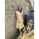 Susan Dress - Summer Leaf