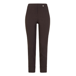 Robell Bella 09 Trousers in Slate
