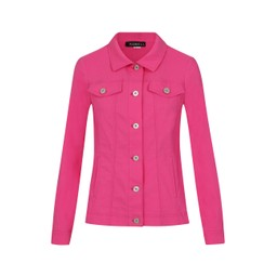Robell Trousers Happy Jacket in Pink